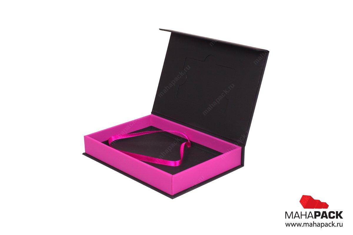 люкс упаковка с лентой