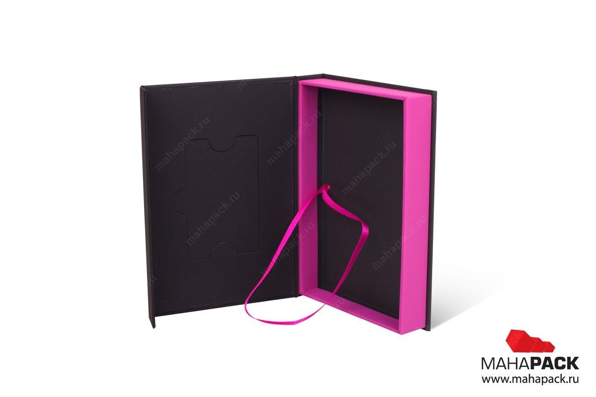 люкс упаковка для карты и буклета
