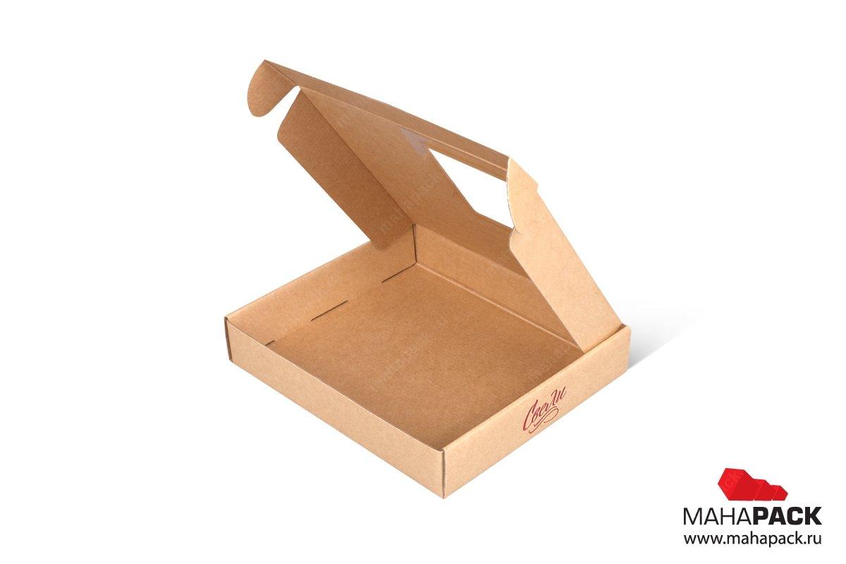 современная пищевая упаковка