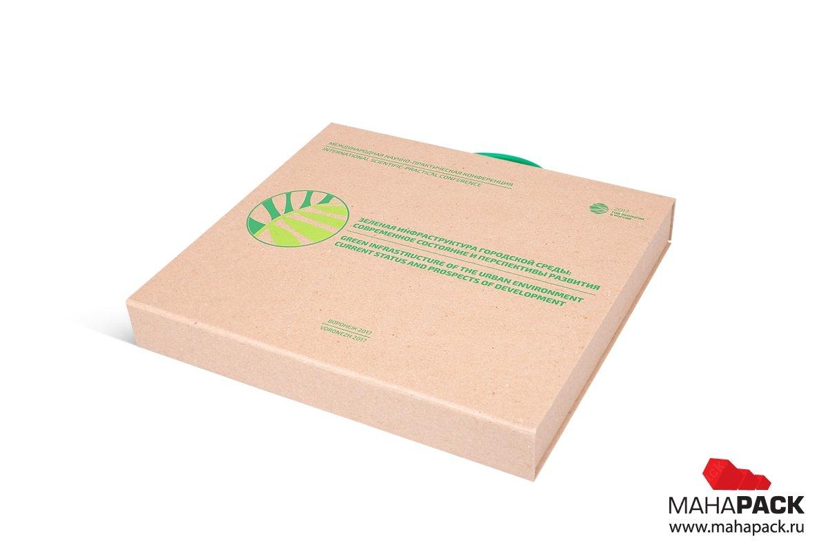 коробка портфель - производство москва