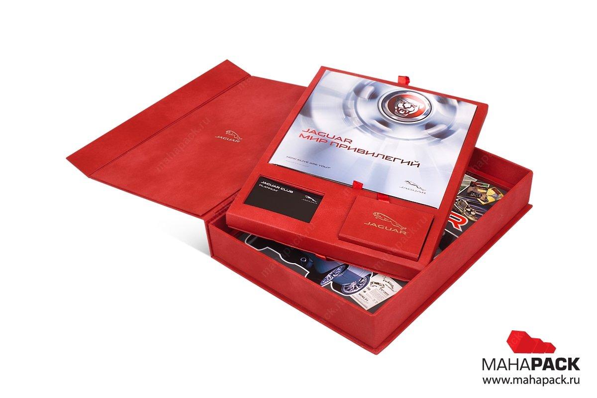 элитная подарочная упаковка для клиента