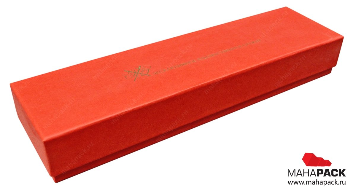 Коробка крышка-дно для сувенирного оружия