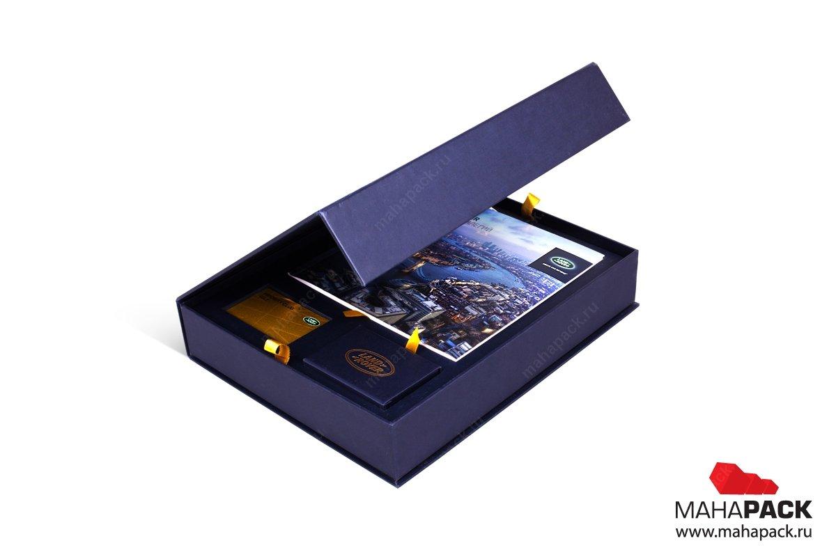 эксклюзивная упаковка для автосалона в подарок клиенту