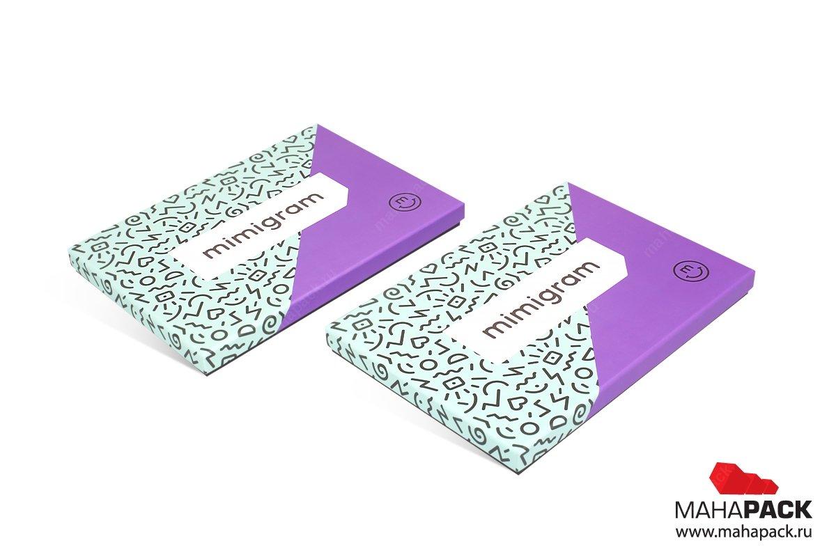 картонная упаковка на заказ москва