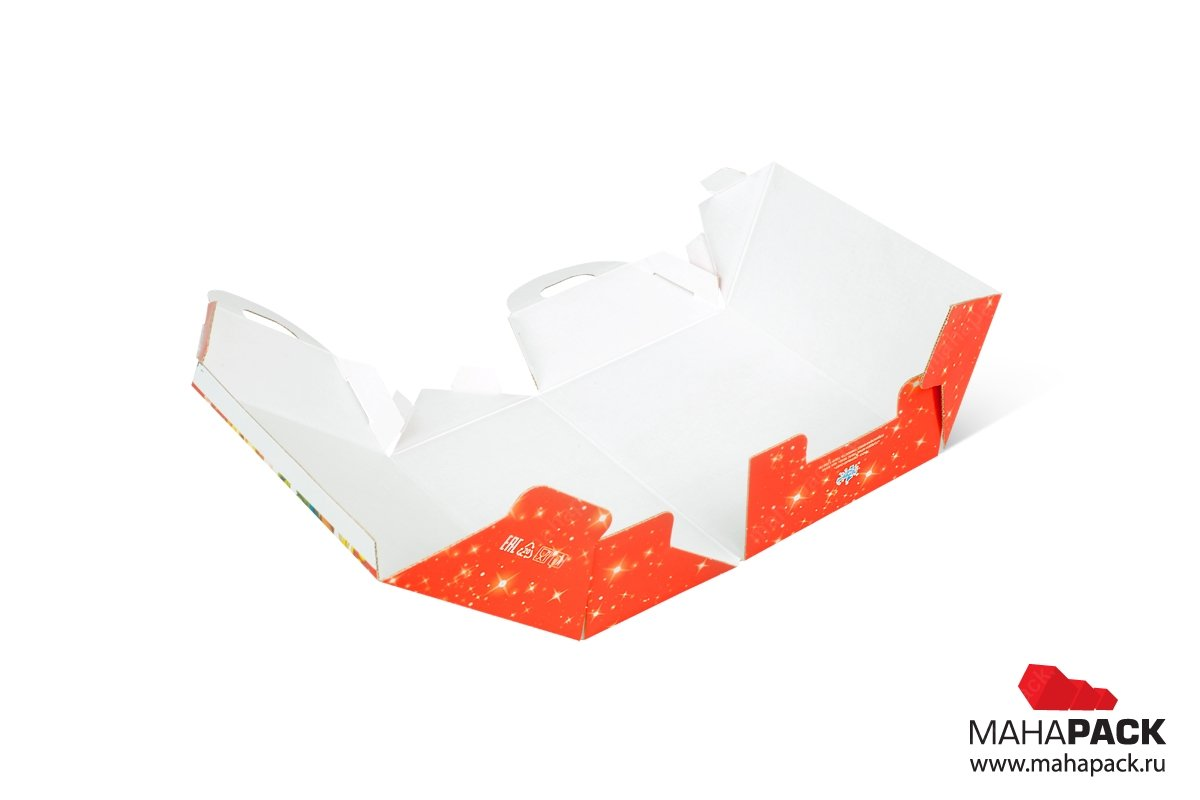 коробка самосборная москва