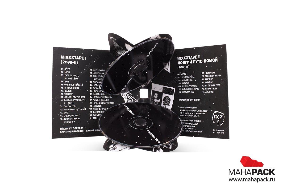 эксклюзивная подарочная упаковка с pop up элементами