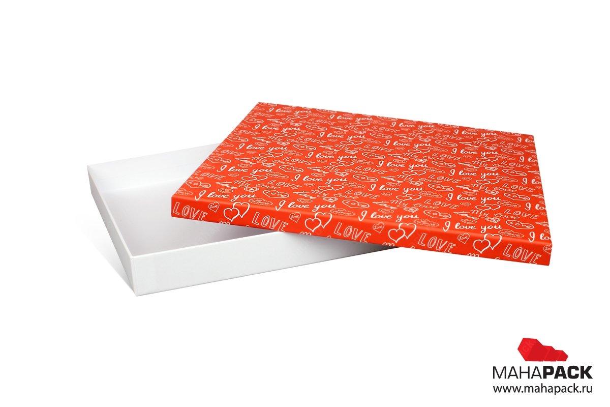 Изготовление подарочных коробок Москва