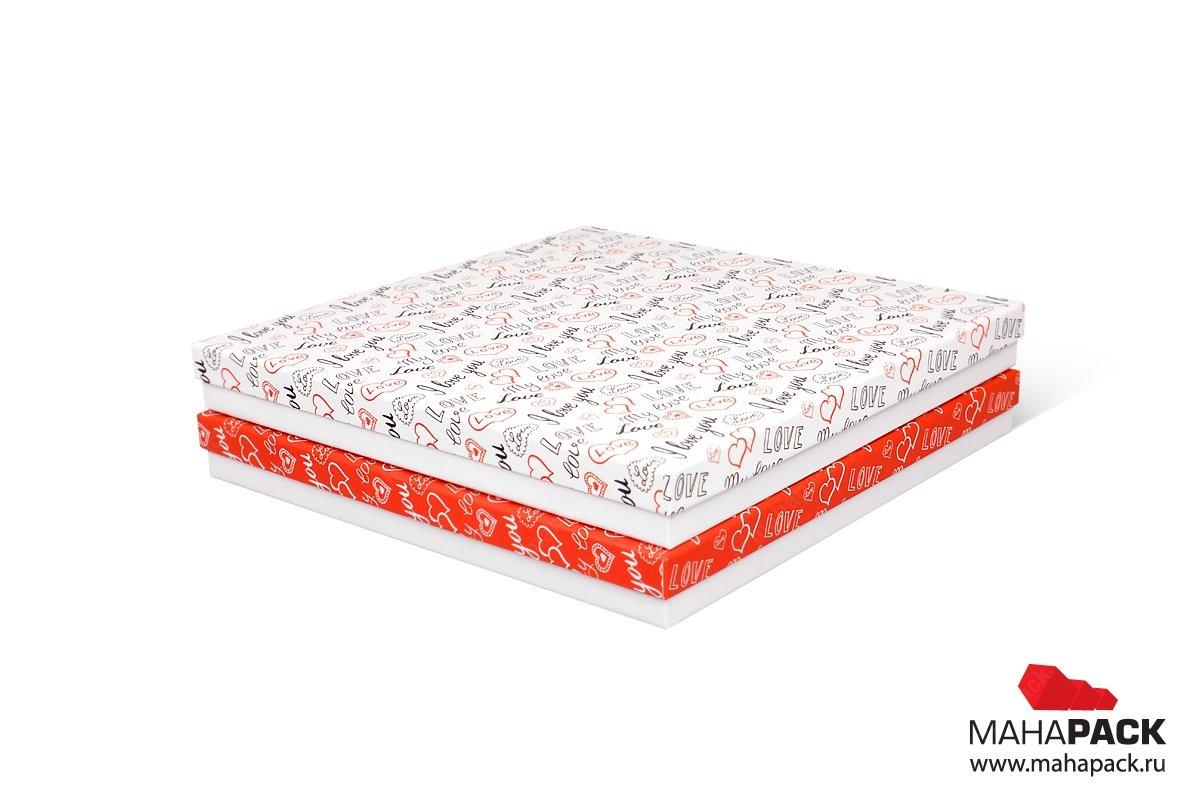 подарочные коробки изготовление москва