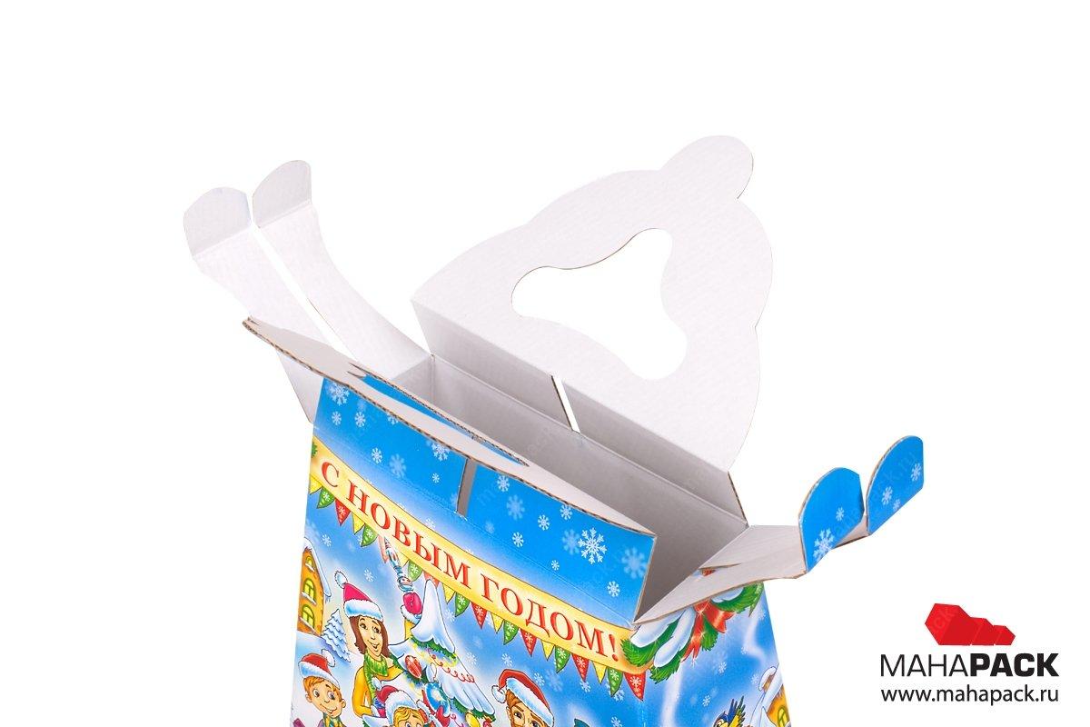 коробки подарочные на заказ самосборные