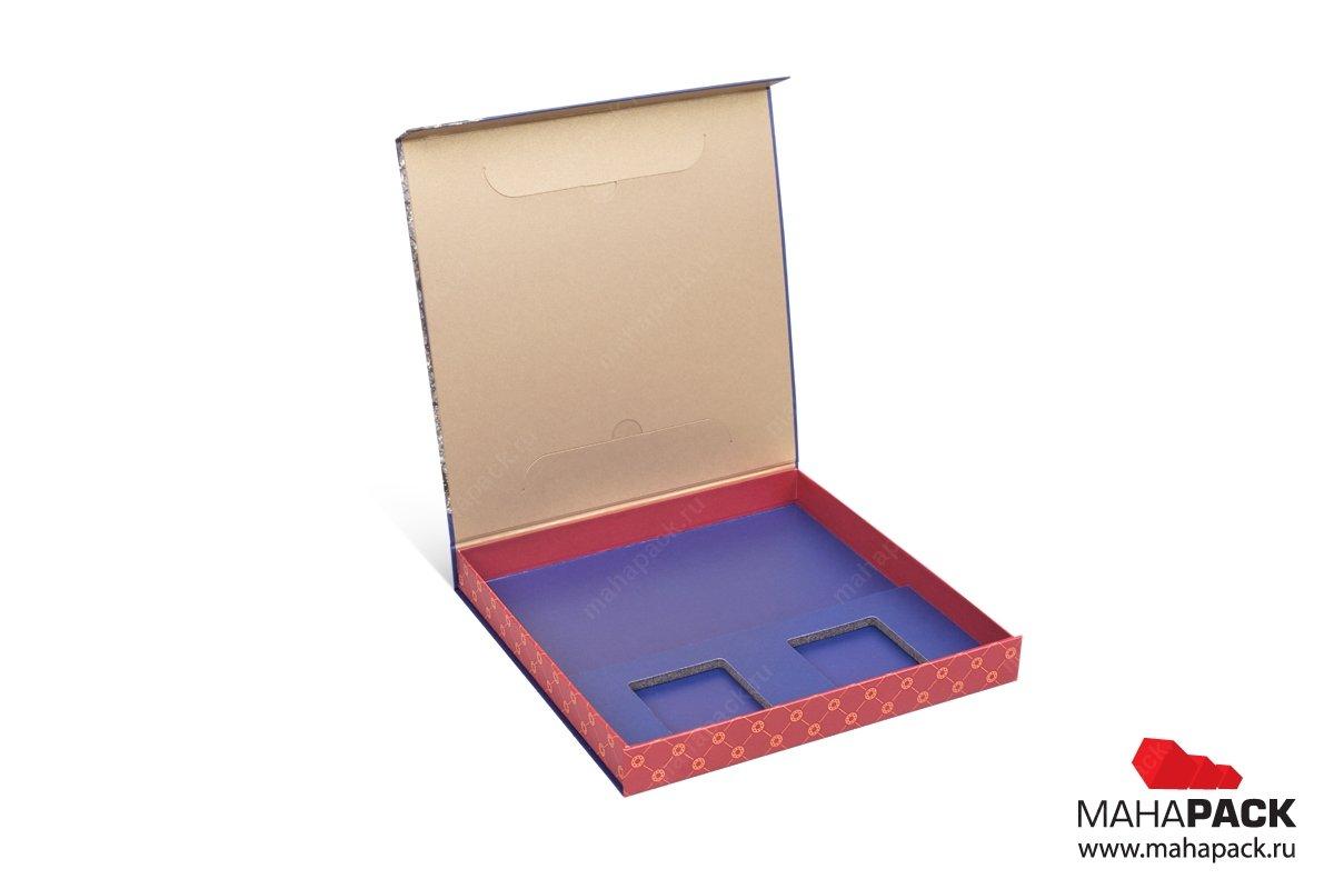 элитная упаковка с ложементом