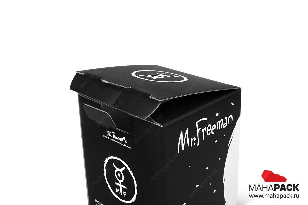 печать коробок на заказ