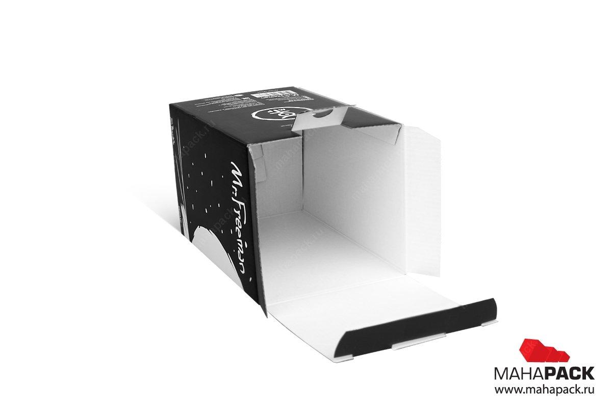 печать коробок МГК Москва