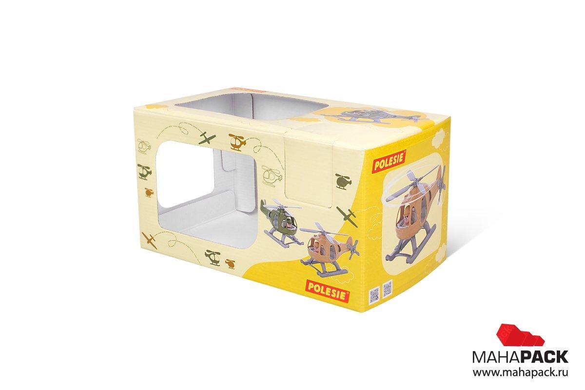 заказать коробку из МГК