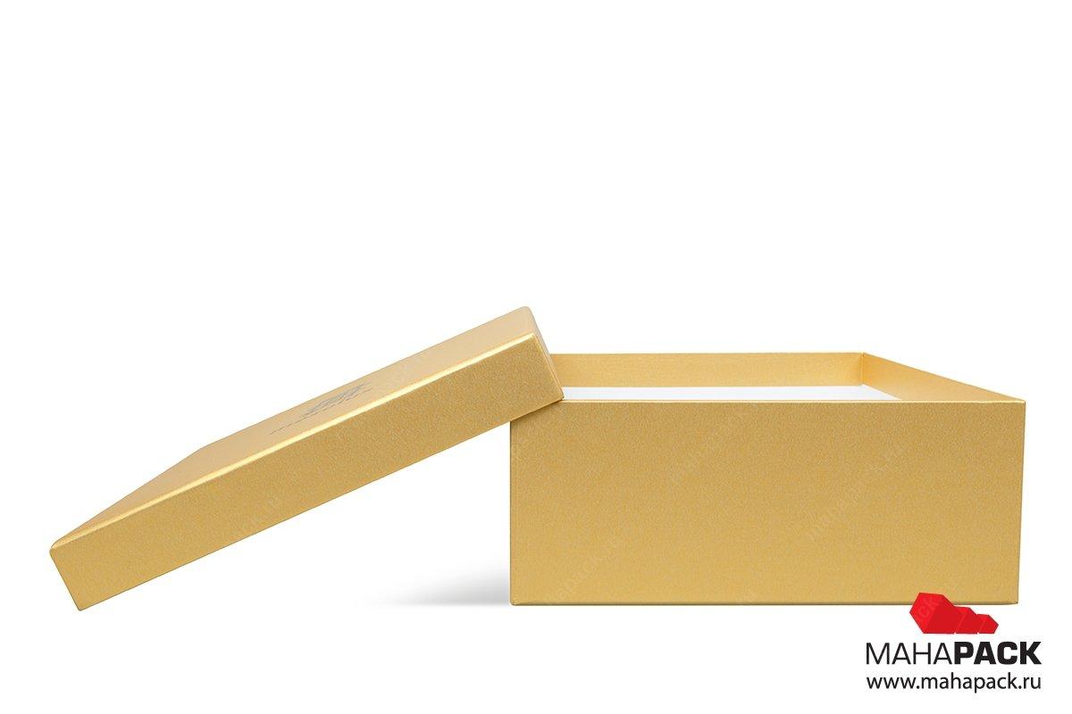 коробка крышка дно производство