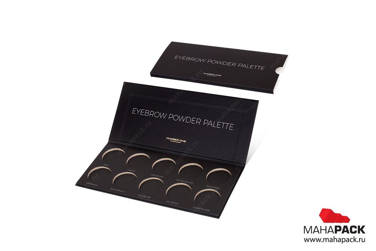 производство упаковокдля косметики с ложементом
