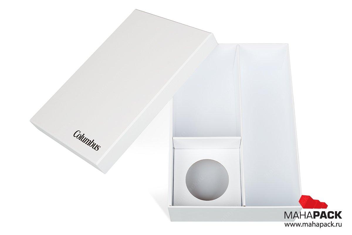 коробки с ложементом производство москва
