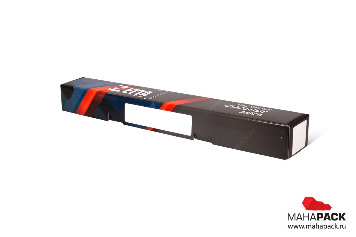 печать коробок из МГК