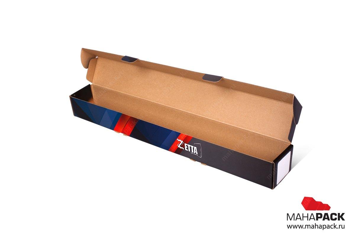печать картонных коробок Москва