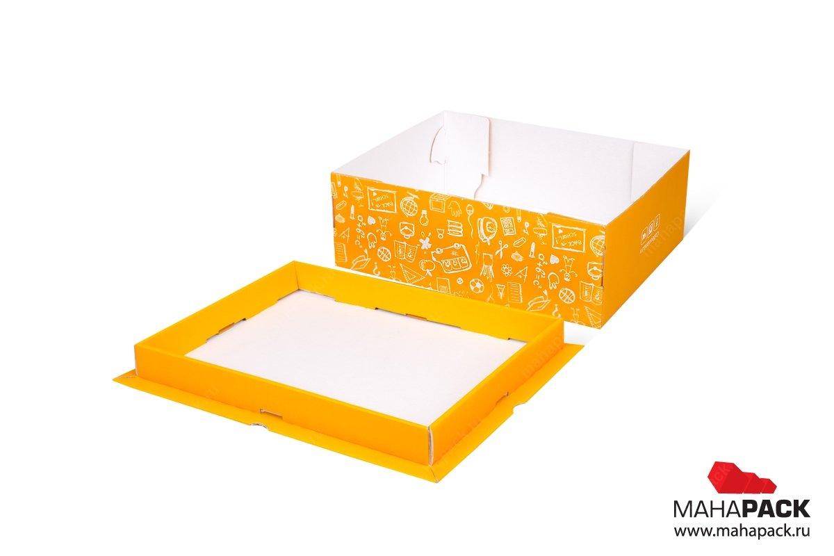 производство картонных коробокМосква