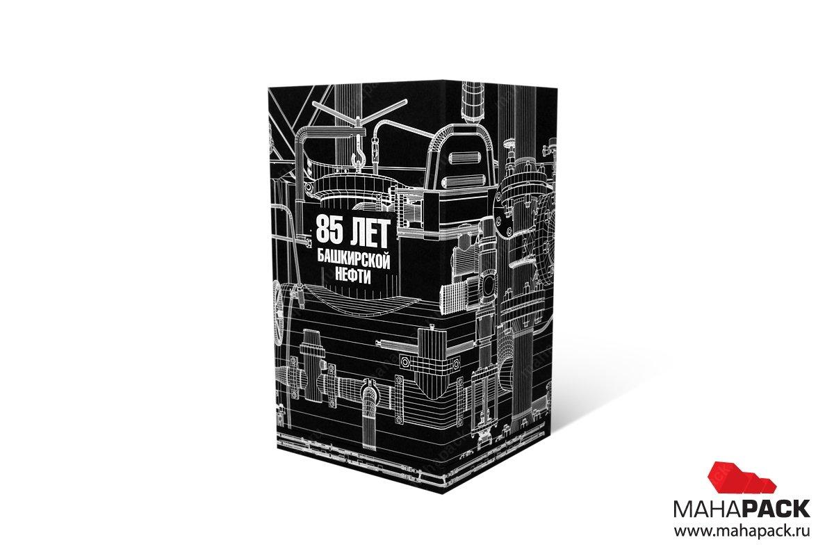 дизайнерская коробка для подарка
