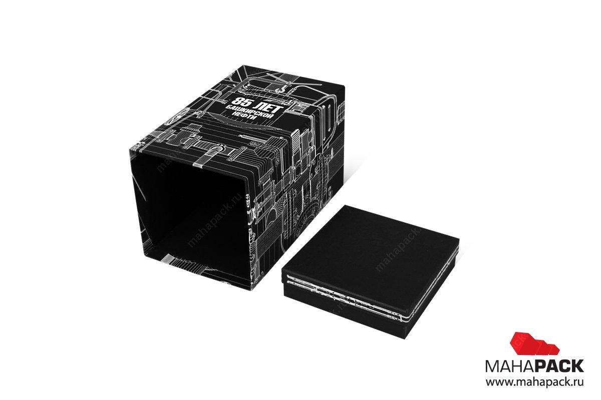 дизайнерская коробка для корпоративного подарка