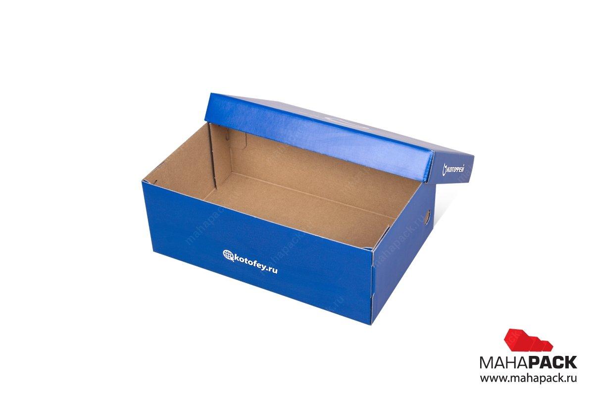 коробка заказать большим тиражом