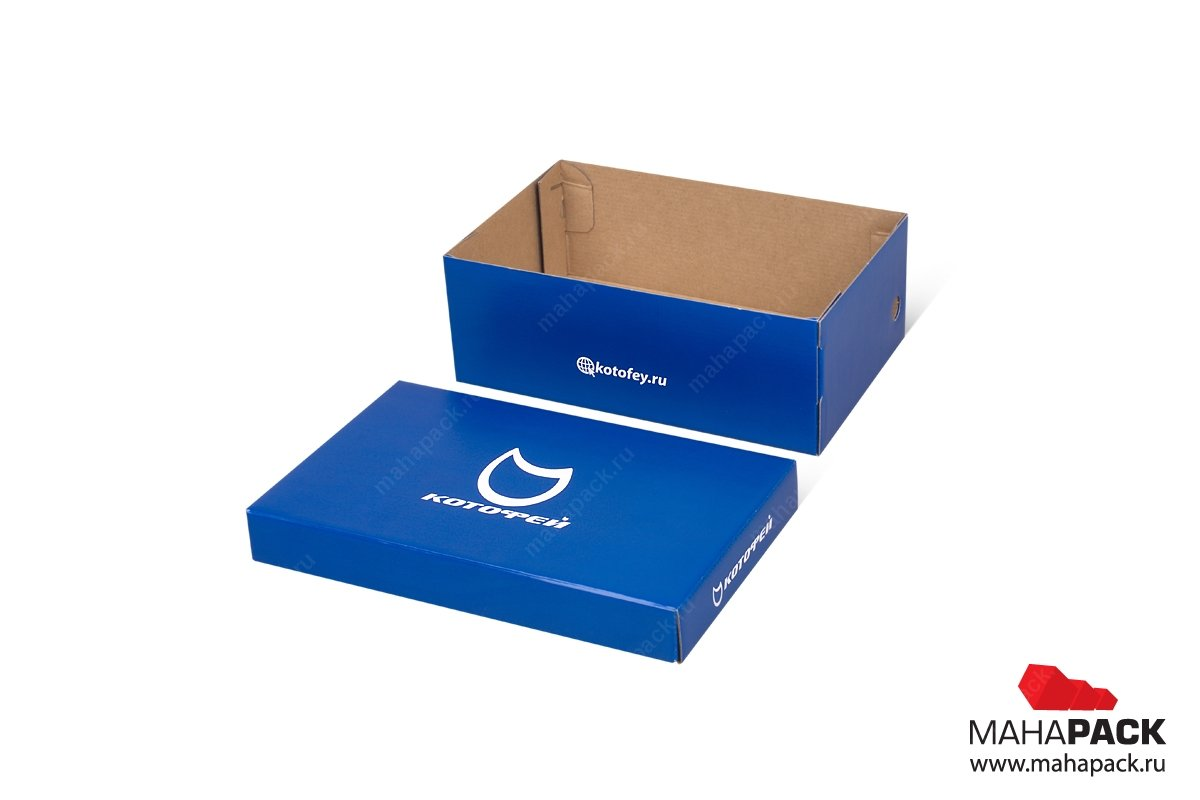 коробка заказать - производство Москва