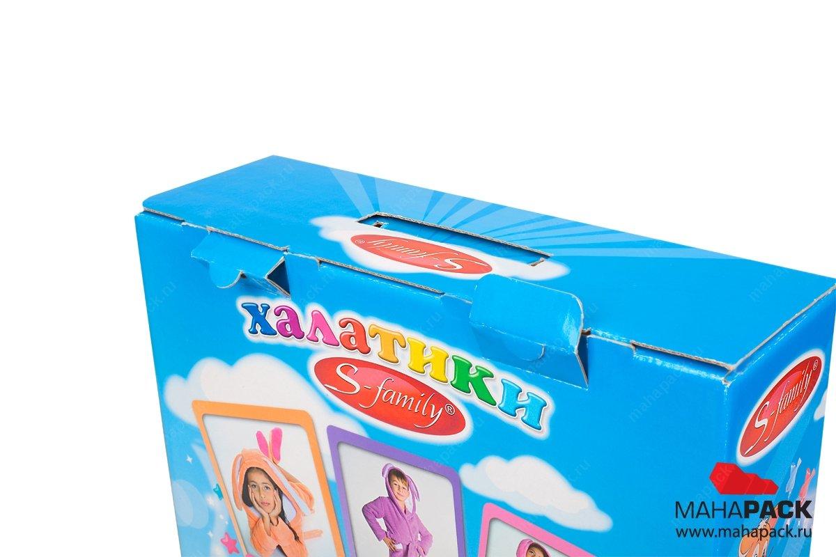 коробками МГК самосборная