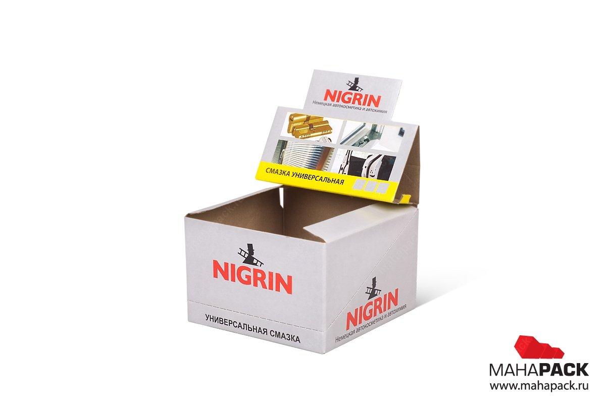 заказать упаковку с логотипом для автохимии