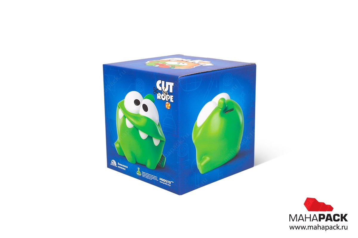 заказать коробку для игрушки