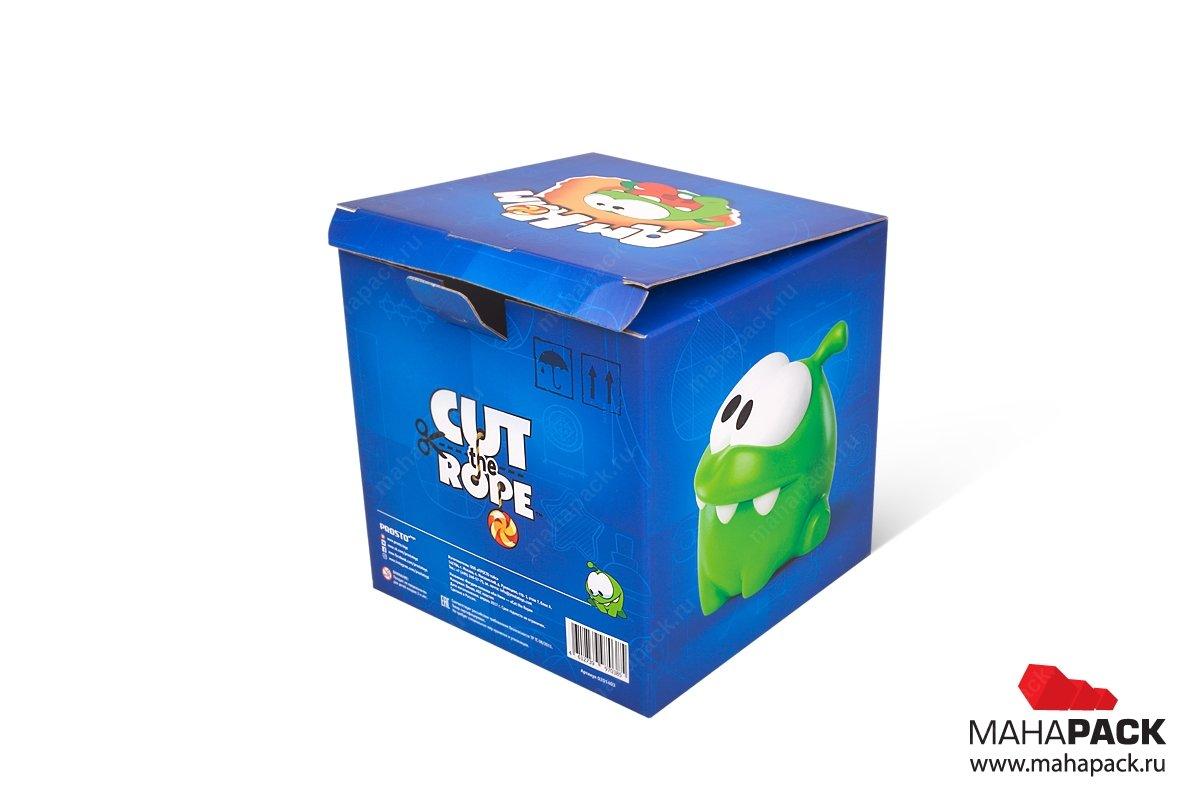 заказать коробку из МГК для игрушки