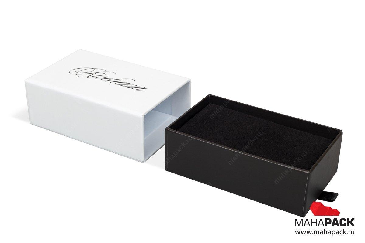 коробки с язычком изготовление