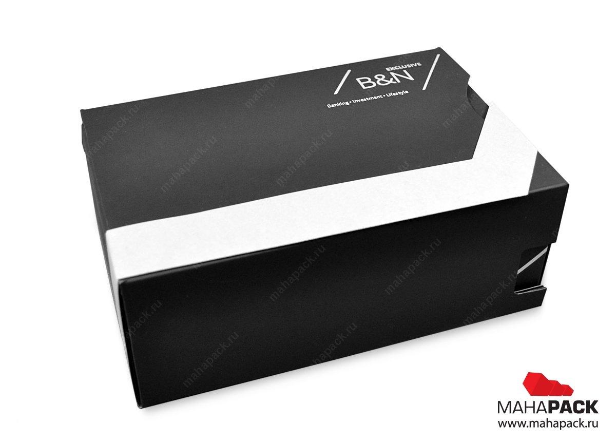 Эксклюзивная упаковка-слайдер с подсветкой