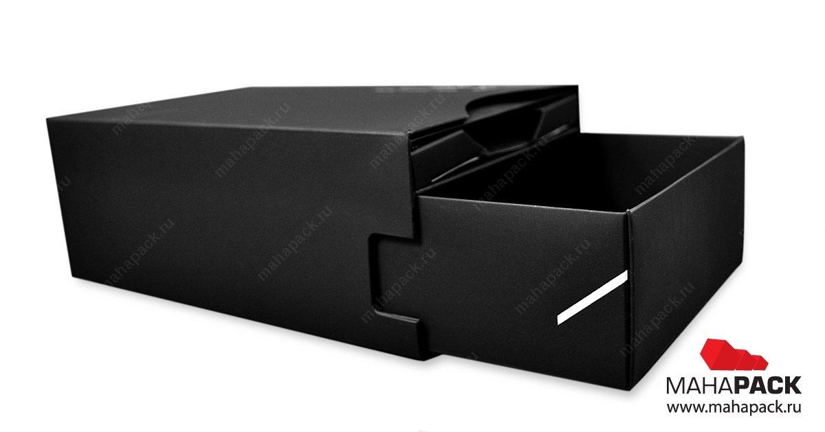 Упаковка-слайдер, упаковка-пенал