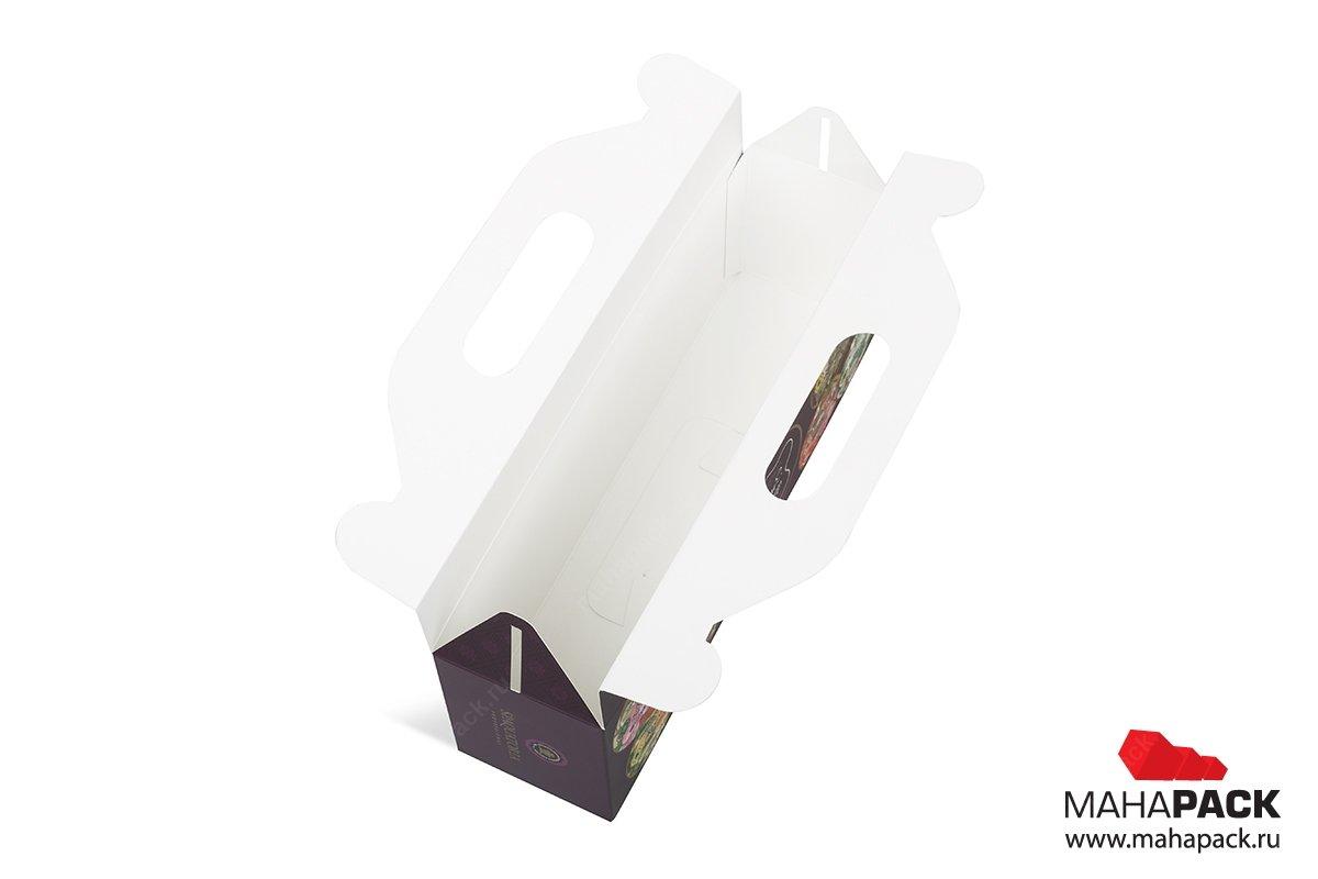 коробка самосборная производство Москва