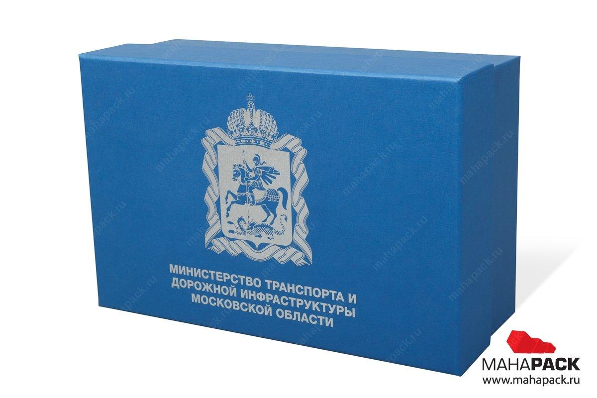 подарочная коробочка для корпоративного сувенира