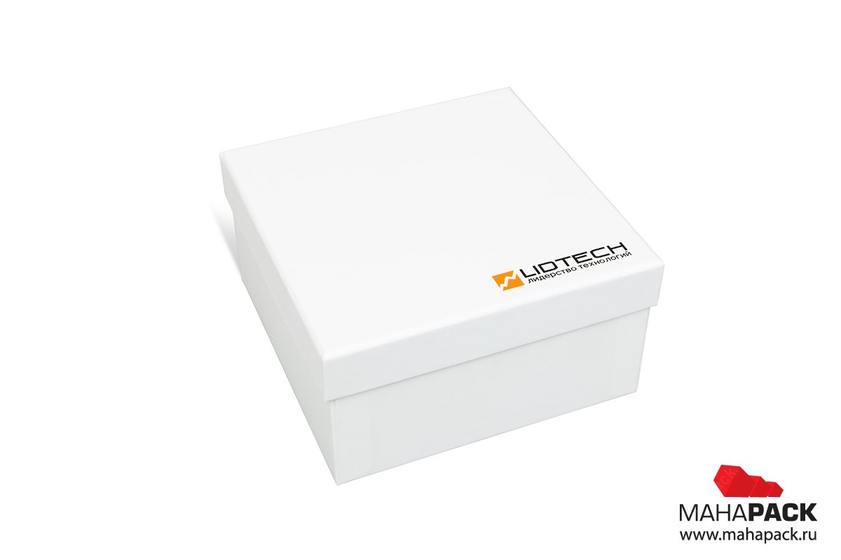 коробка крышка-дно производство