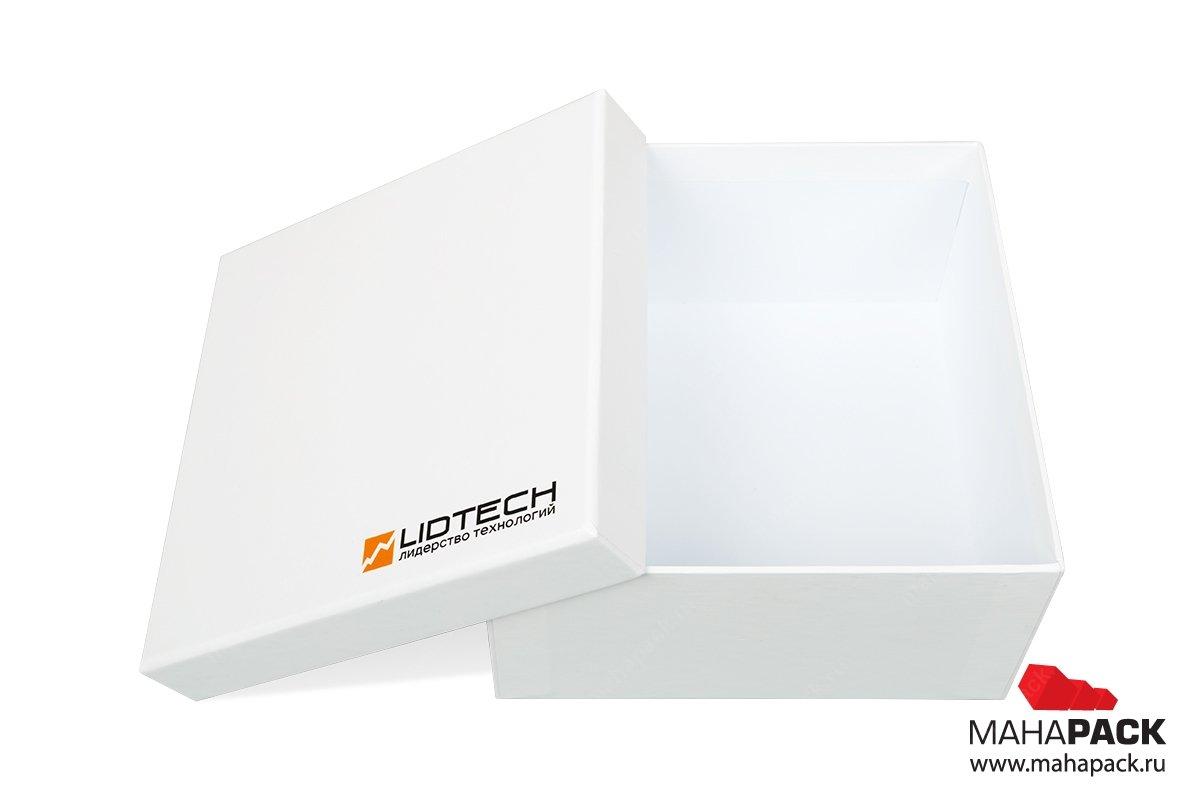 коробка производство с ложементом Москва