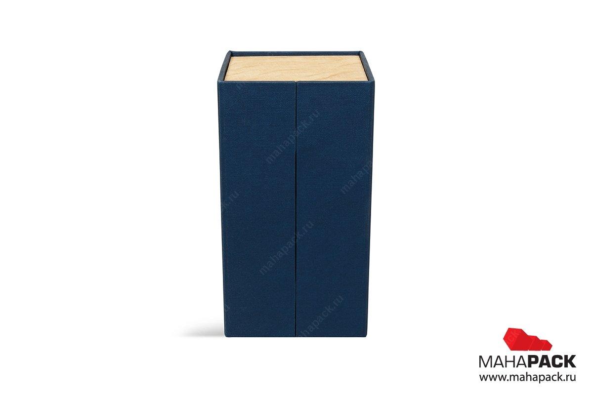 эксклюзивная упаковка с деревянными вставками