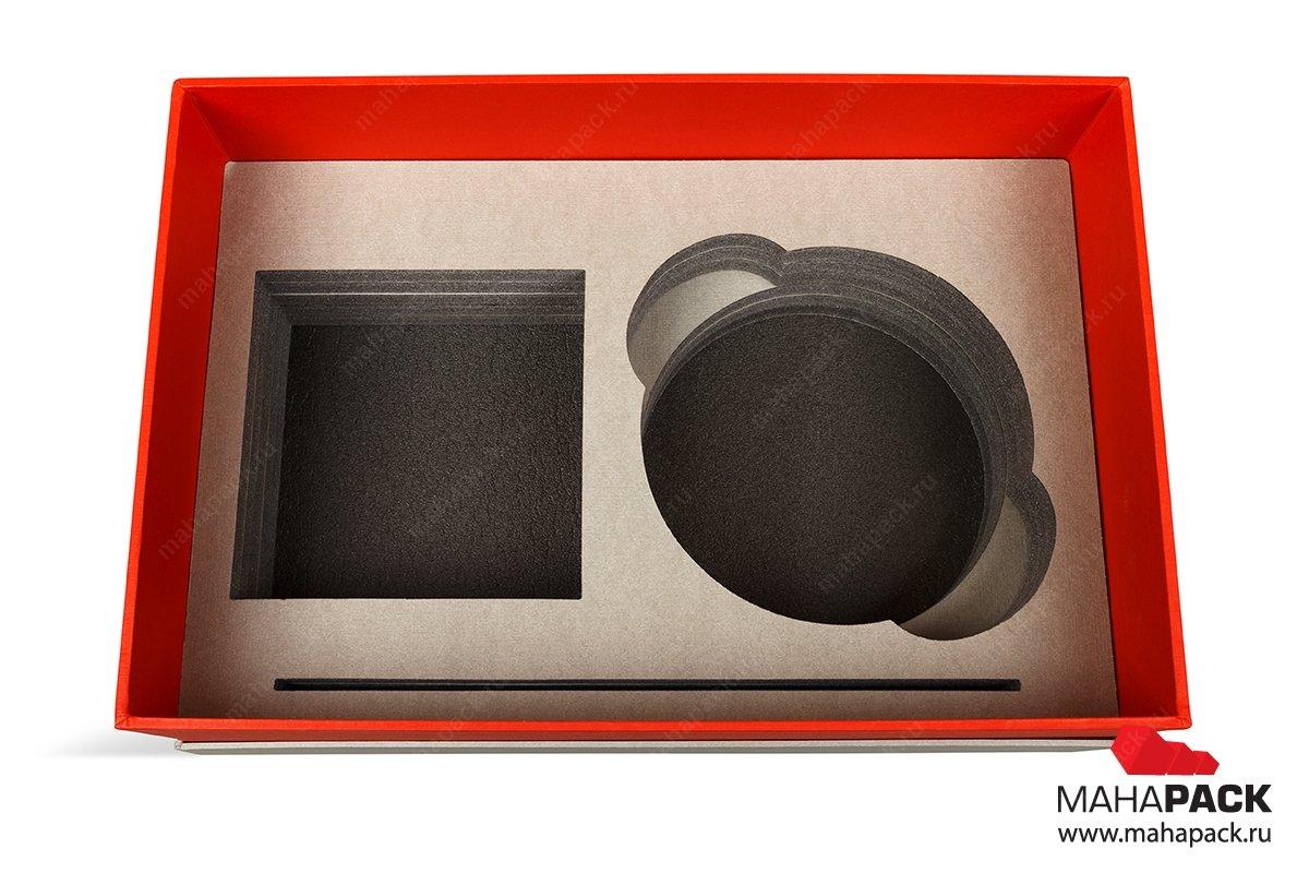 дизайнерская коробка с изолоновым ложементом