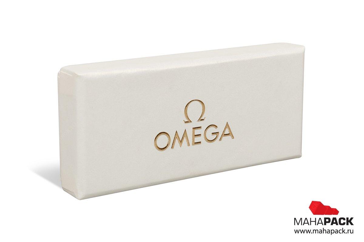 коробки на заказ с тиснением