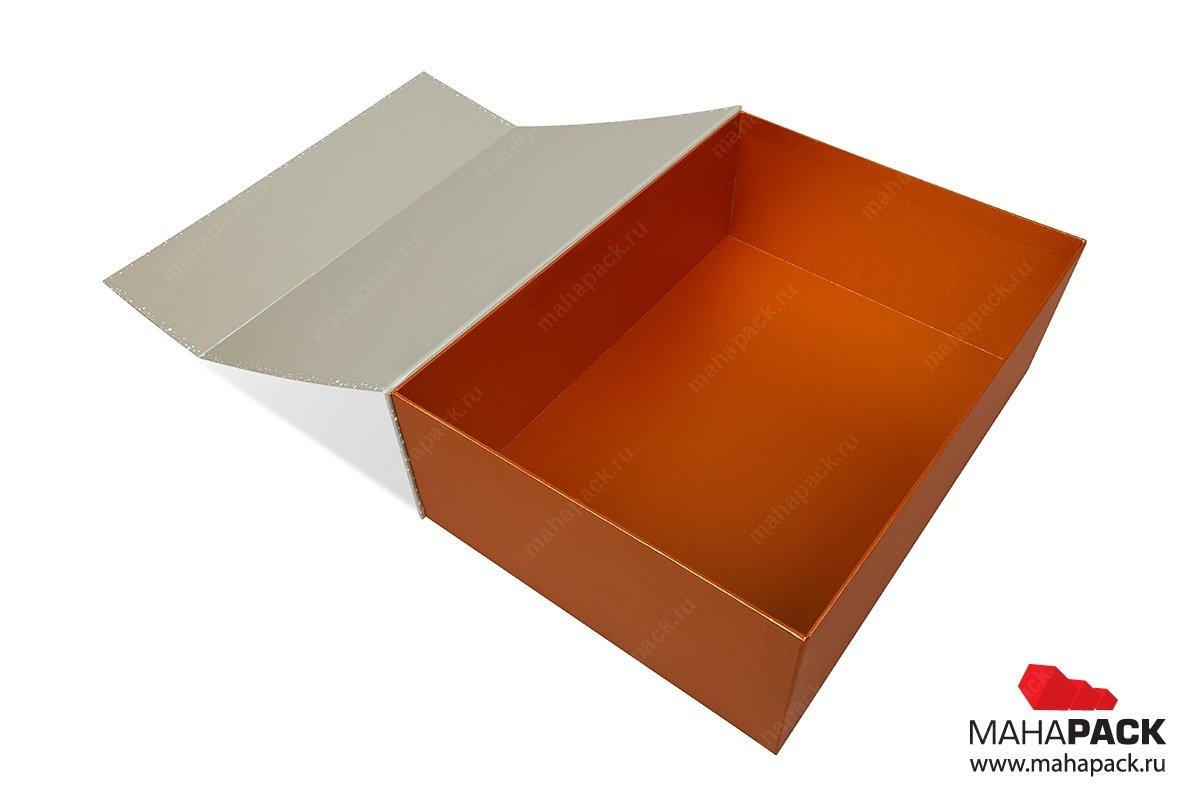 упаковка для корпоративного подарка - подарочная коробка
