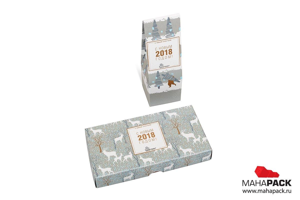 упаковка подарочная коробка в наборе