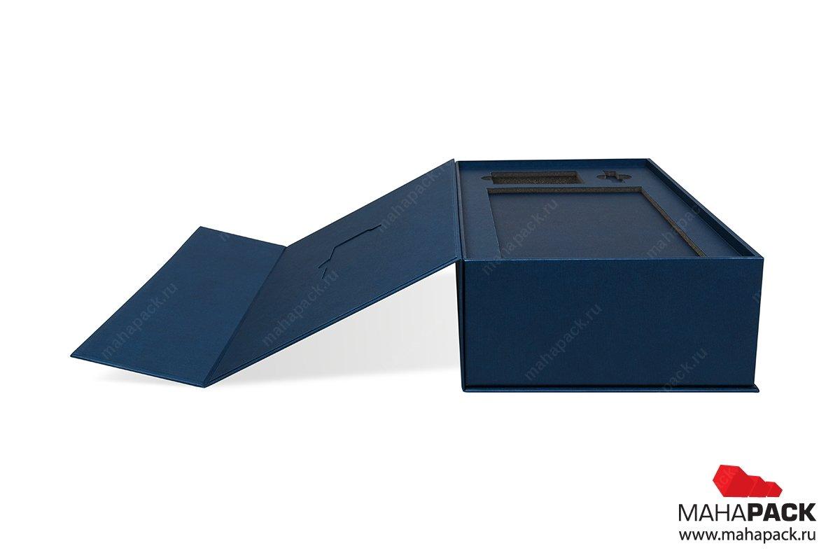 vip упаковка с клапаном на магните