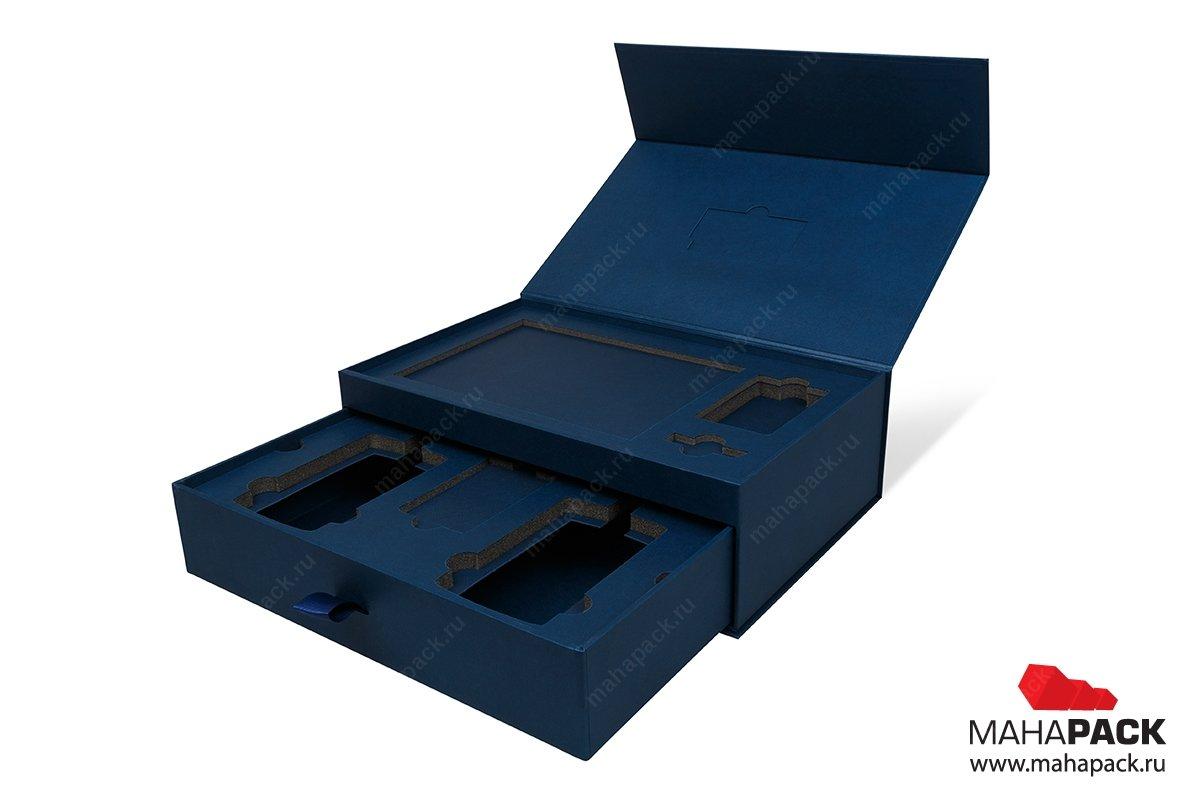 vip упаковка с выдвижным ящиком