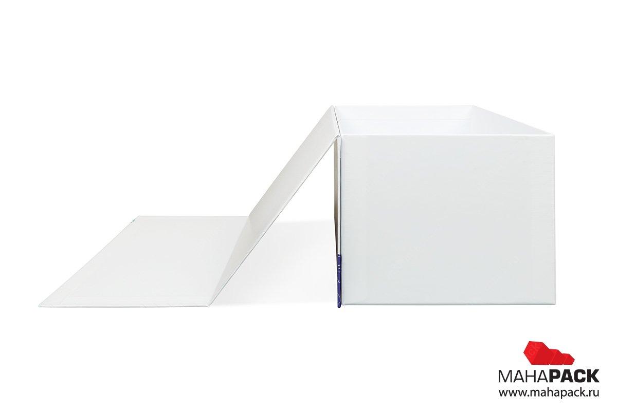 производство коробокс клапаном на магните