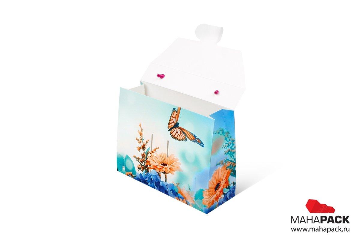 производство подарочной упаковки на заказ Москва