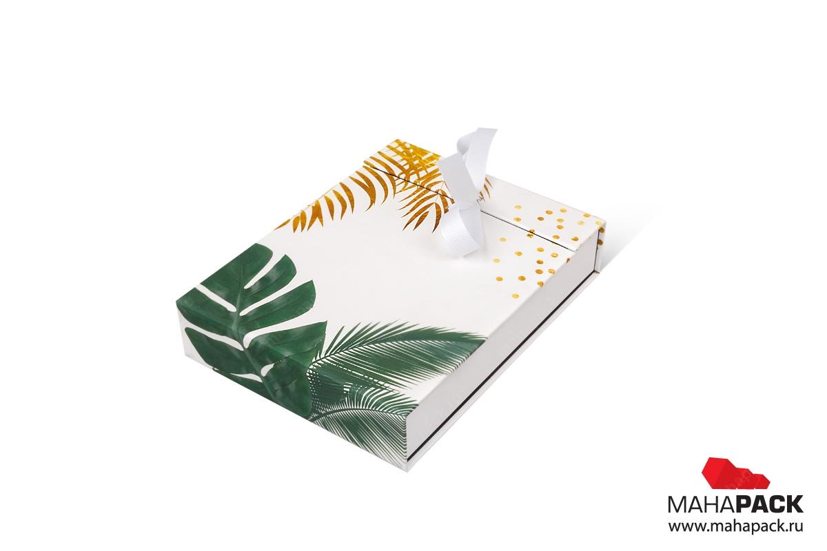 подарочная ювелирная упаковка производство Москва