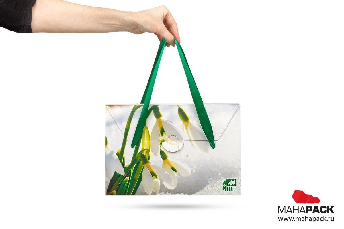 упаковка подарочная производство Москва