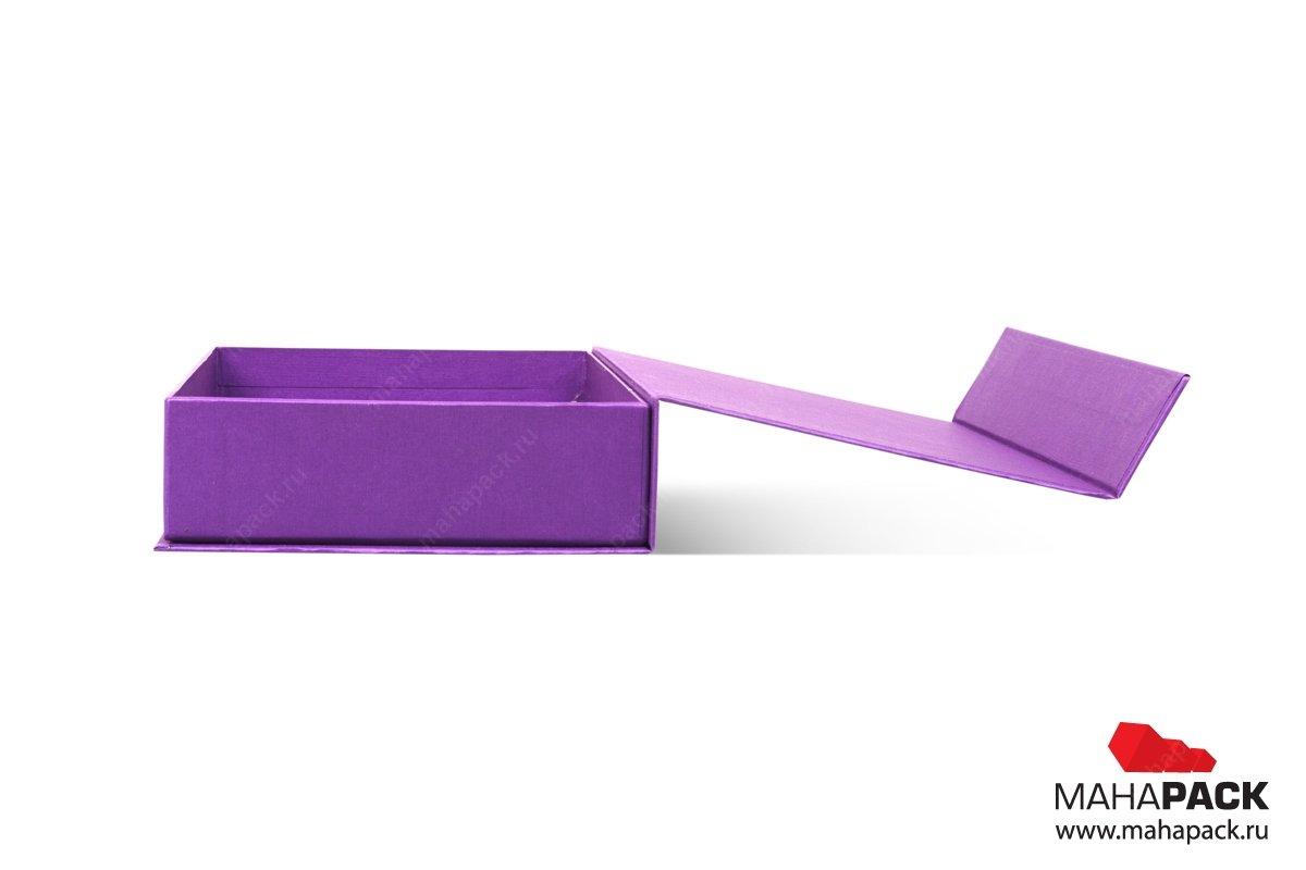 заказать коробки с откидной крышкой